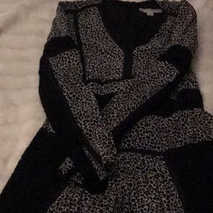 Burberry Dresses - Stunning Burberry leopard print dress. EEUC size 6